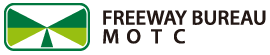 Freeway Bureau,Ministry of Transportation and Communications Logo